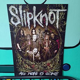 Постер Slipknot