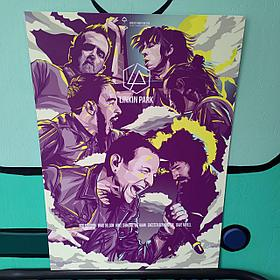 Постер Linkin Park