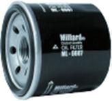 Масляный фильтр MILLARD ML-6607