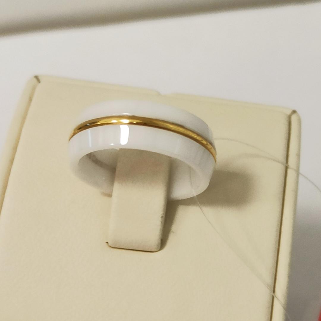 Золотое кольцо / керамика