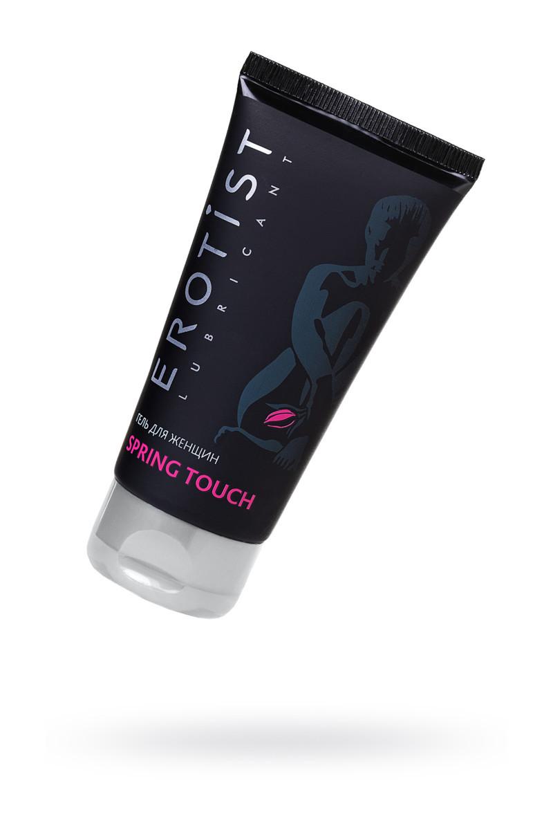 Гель для женщин Erotist Lubricants Spring Touch, сужающий, на водной основе, 50 мл