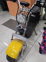 Электробайк City Coco 2 х колесный Полная комплектация с титановыми дисками. Электросамокат.