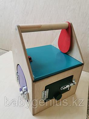 Домик с дверцами и замочками, фото 2