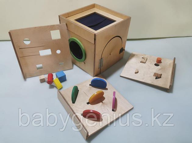 Тактильный ящик, фото 2
