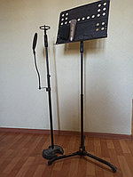 Микрофон BEHRINGER B-2 PRO + две стойки + поп фильтр. Комплект.