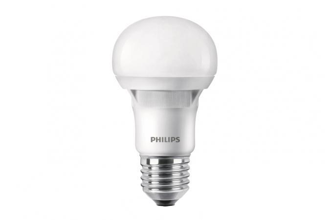 Лампа LED Bulb ESS 7-55W E27 3000К матов. Philips /871869666123900/