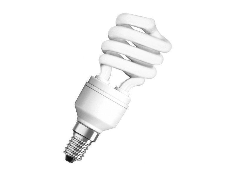 Лампа энергосберегающая DST MTW 12W/840 220-240V E14 OSRAM