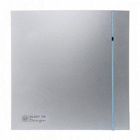 Вентилятор SILENT-100 CZ SILVER DESIGN