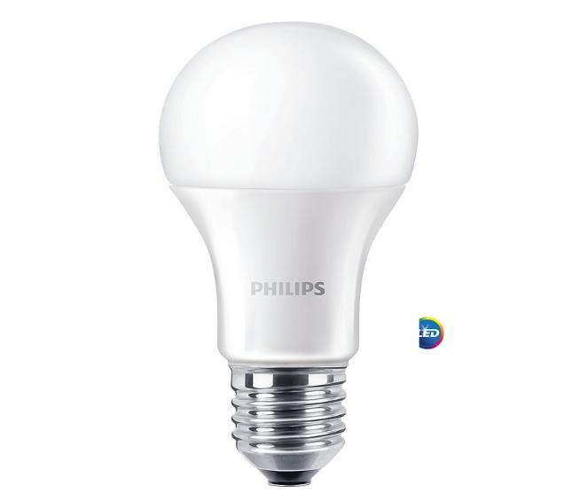929001916137/871869682260900 Лампа LED Bulb 12W E27 3000K 230V 1CT/12