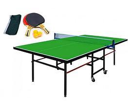 Настольный теннис: Столы, Ракетки, Шарики, Сетки, Атрибутика