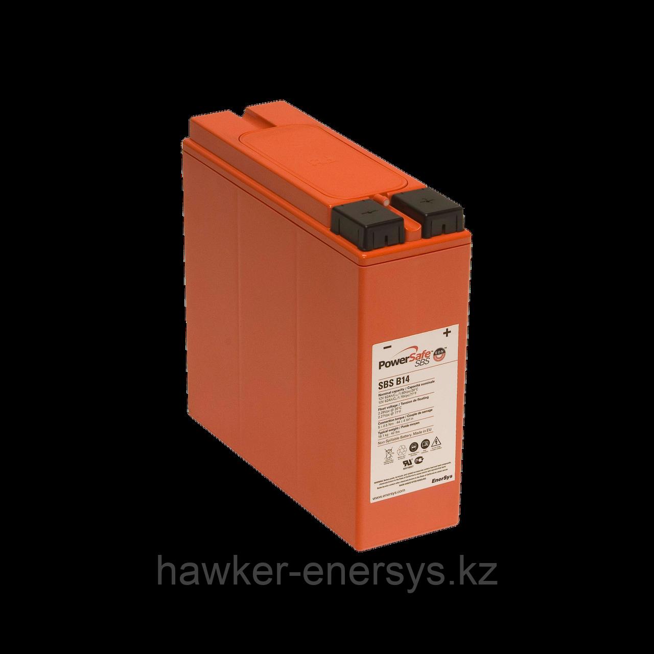 Аккумулятор PowerSafe SBS B14F EON
