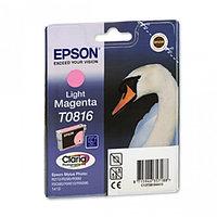 Картридж Epson C13T11164A10 (0816) R270_HIGH светло-пурпурный
