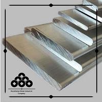 Шина алюминиевая 8х20 мм А6 ГОСТ 15176-89 прессованная