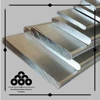 Шина алюминиевая 50х350 мм АД31 (1310) ГОСТ 15176-89 прессованная
