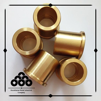Втулка бронзовая БрО4Ц7С5 (БрОЦС3,5-7-5) ГОСТ 613-79