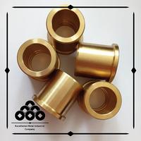 Втулка бронзовая БрО6Ц6С3 (БрОЦС6-6-3) ГОСТ 613-79