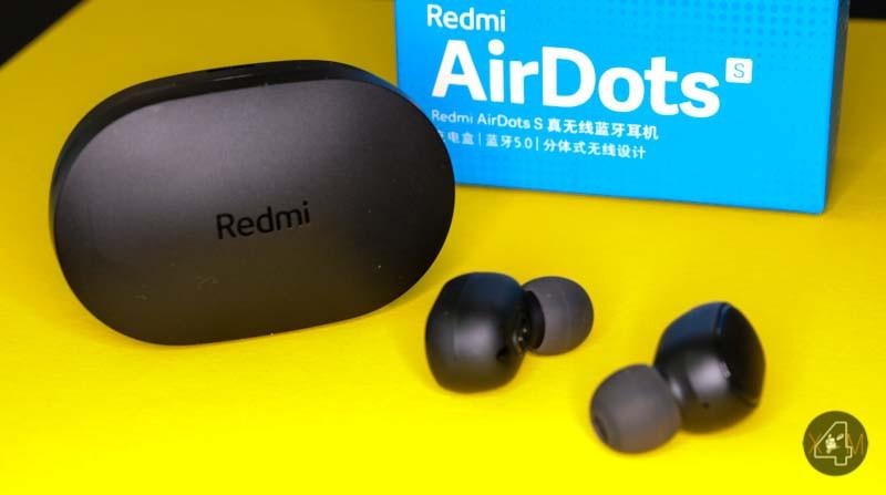 Новый  Redmi Airdots S, модель 2020 года + ПОДАРОК. БЕСПЛАТНАЯ ДОСТАВКА