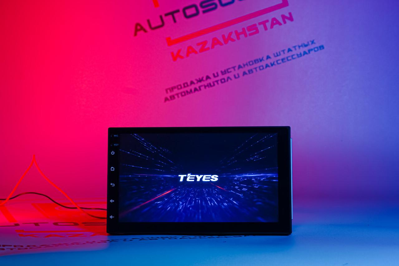 2 din автомагнитола на Android Teyes