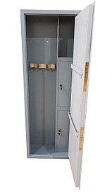 Оружейный сейф на 3 ствола металл 3 мм 31