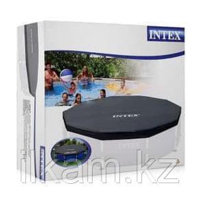 Чехол для бассейна каркасного INTEX 305 СМ, #28030, фото 2
