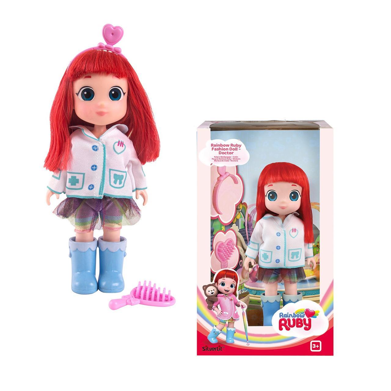 Кукла Rainbow Ruby Доктор