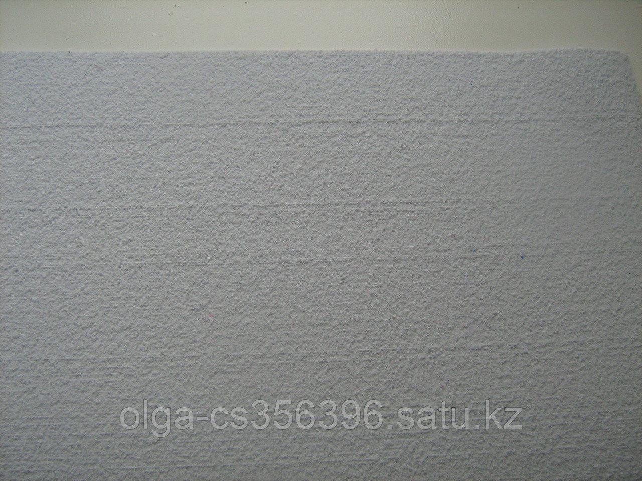 Фоамиран махровый. Белый. Creativ  1583
