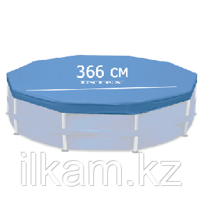 Чехол  для бассейна, каркасного круглого INTEX 366 СМ, фото 2