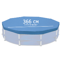 Чехол  для бассейна, каркасного круглого INTEX 366 СМ