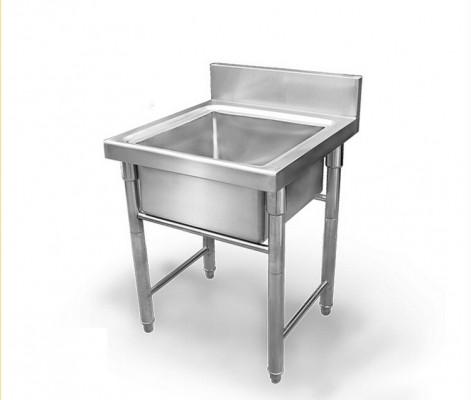 Ванна моечная, 1-Секции 60*80*60*Г20см