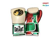 Боксерские перчатки Grant кожа (16 OZ)