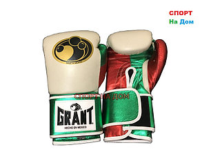 Боксерские перчатки Grant кожа (16 OZ), фото 2
