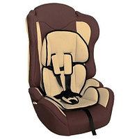 Детское автомобильное кресло Zlatek Lux ZL513 9-36 кг. коричневый, фото 1