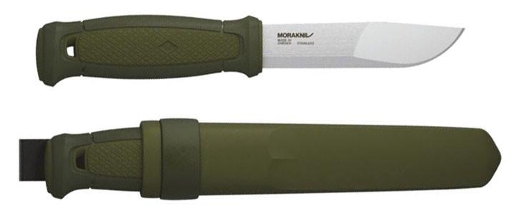 Нож туристический Morakniv Kansbol нерж. сталь