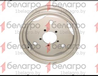 W5.5.F-20-3101020 (40-3101010-А3) Диск (обод) МТЗ передний (5 отверстий), БЗТДиА