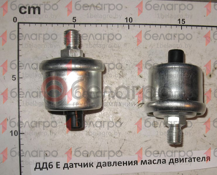 ДД6 Е Датчик МТЗ давления масла, Беларусь