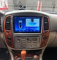 Магнитола Toyota Land Cruiser 100 vx Teyes