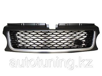 Решетка радиатора Autobiography на Range Rover Sport L320 2010-2013 г. (рестайлинг)