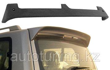Спойлер на пятую дверь (дверь багажника, на крышу) на Mitsubishi Pajero 4 2007+