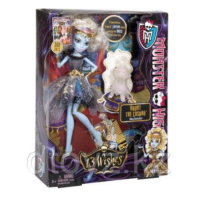 Monster High Эбби Боминейбл 13 Желаний Abbey Bominable BBR94