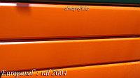 Металлосайдинг глянец Ral 2004