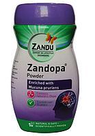Зандопа, улучшение мозговой деятельности, 200 г, производитель Занду; Zandopa, 200 g, Zandu