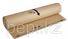 Бумага крафт 0,84 х 100 м (80гр)