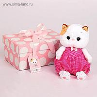 Мягкая игрушка «Ли-Ли BABY», в песочнике, 20 см