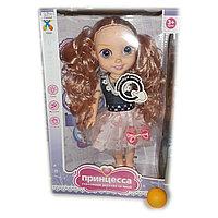 Кукла Принцесса, интерактивная., фото 1