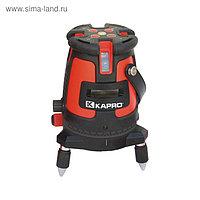 """Уровень лазерный KAPRO 875, 5 линий, 5/8"""", дальность 20 м"""