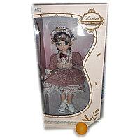 Кукла девочка в красивом платье, коллекционные, меламин., фото 1