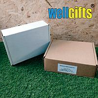Подарочная коробка из микрогофрокартона 23х17х8 см