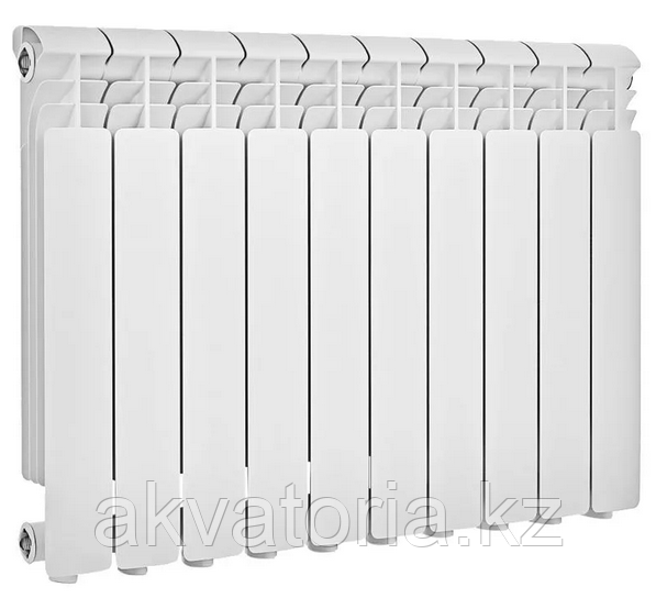 Global ISEO 500 10 секций радиатор алюминиевый