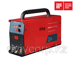 FUBAG Инвертор сварочный INTIG 200 DC PULSE с горелкой FB TIG 26 5P 4m