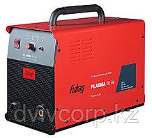 FUBAG Аппарат плазменной резки PLASMA 40 AIR с горелкой для плазмореза FB P60 6m и плазменным соплом и